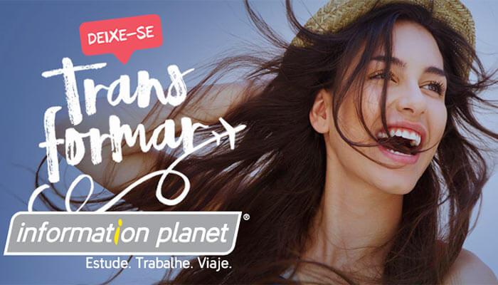 Franquias de turismo - Information Planet