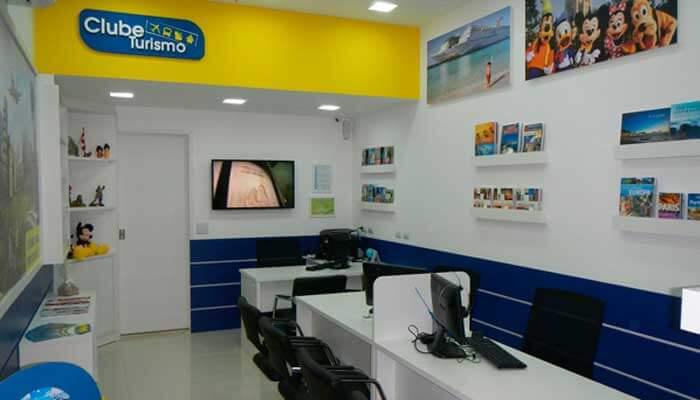 Franquias de turismo - Clube Turismo