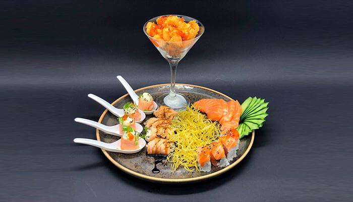 franquia de restaurante japonês