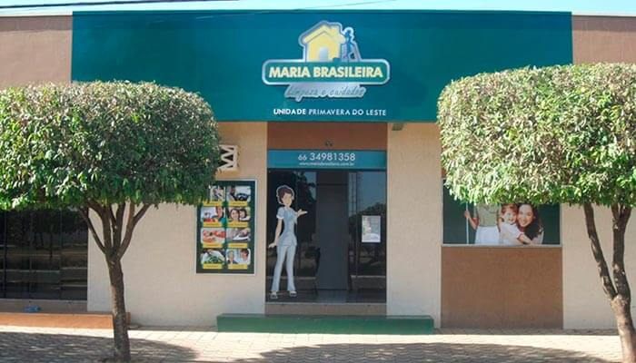 Maria Brasileira franquia em expansão