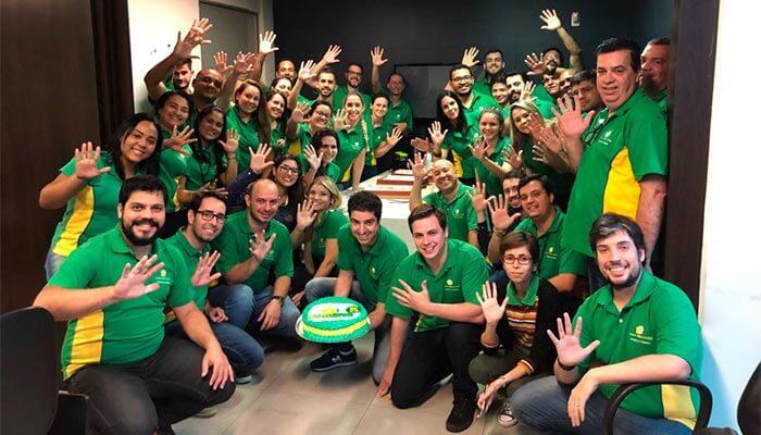 Maria Brasileira negócio em expansão