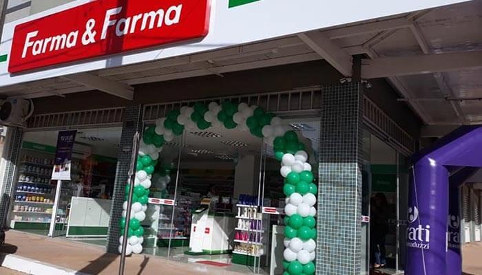 Franquia de Farmácia Farma & Farma