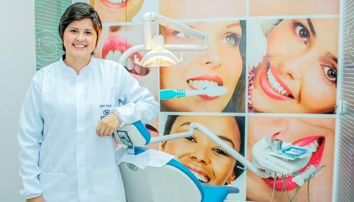 franquia de odontologia