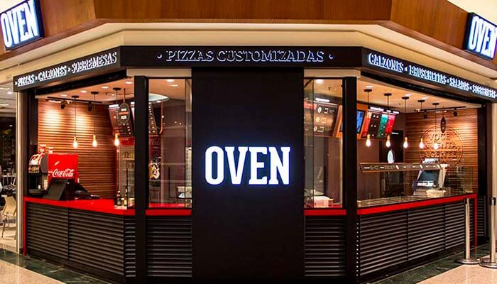 Franquias 2019 - Oven Pizza