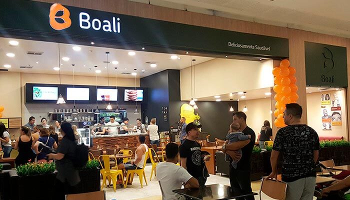 Franquias 2019 - Boali