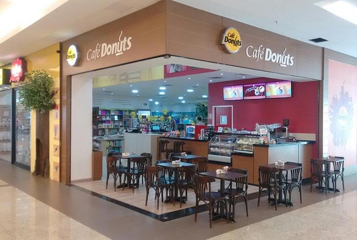 Franquia Café Donuts