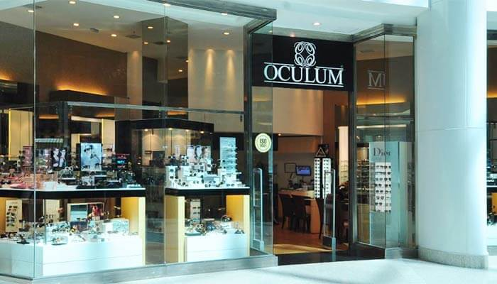 Franquia Oculum