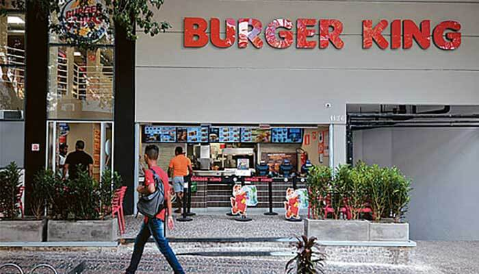 franquia Burger King