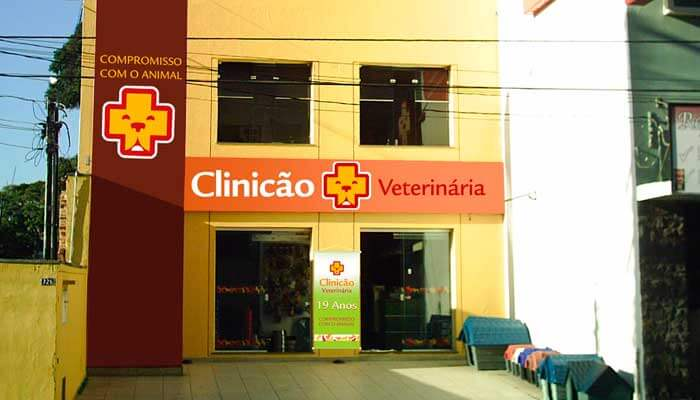 Franquia Pet - Clinicão
