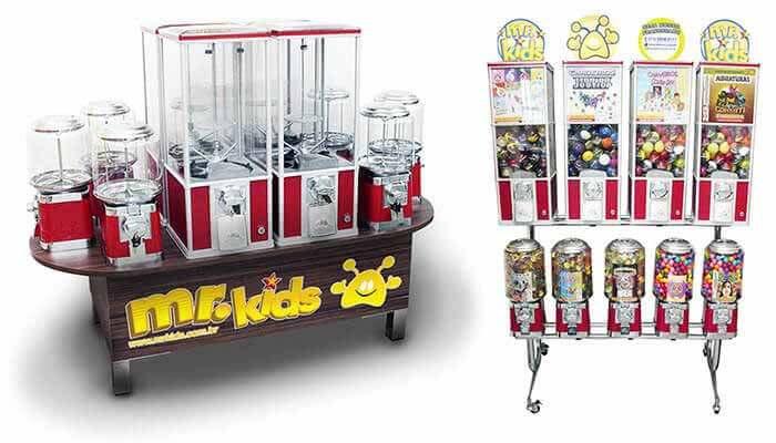 Franquia Mr Kids