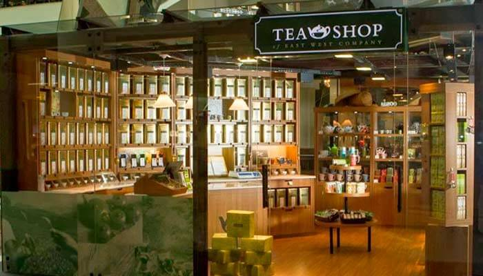 ABF Franchising Expo 2018 - Tea Shop