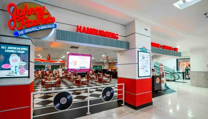 Franquia Johnny Rockets