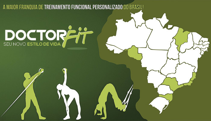 Franquia Doctor Fit