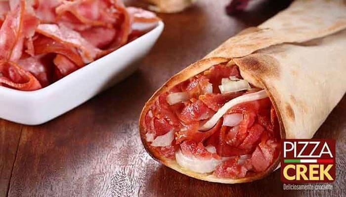 Franquia de pizzaria