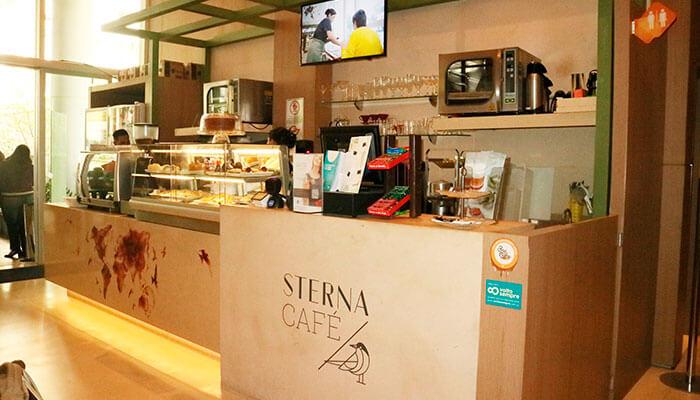 abf franchising expo 2018 sterna café
