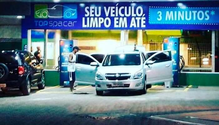 Franquia Top Spa Car
