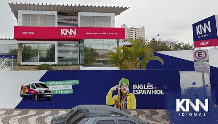 Franquia KNN idiomas - franquias