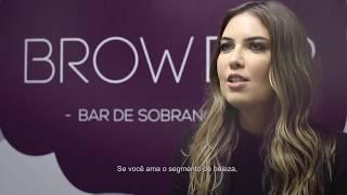 Conheça a Franquia Browbar