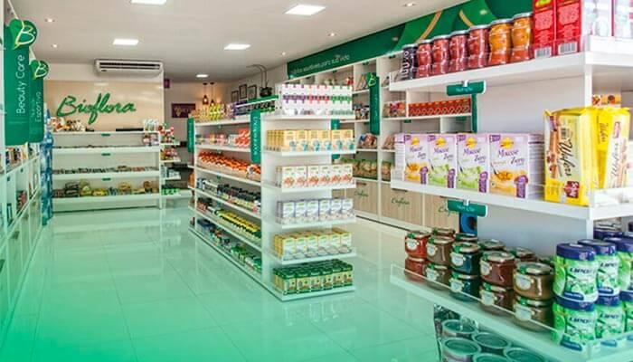 Franquias de produtos naturais - Bioflora