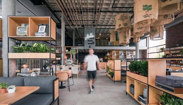 franquias mais estilosas - café cultura