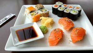 franquias de comida japonesa