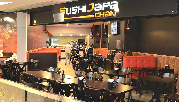 Franquias de comida japonesa - Sushijapa