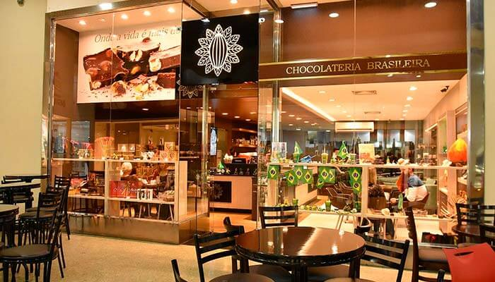 Chocolateria Brasileira em São Paulo