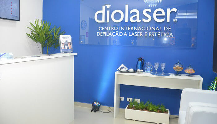Franquias de depilação - Diolaser
