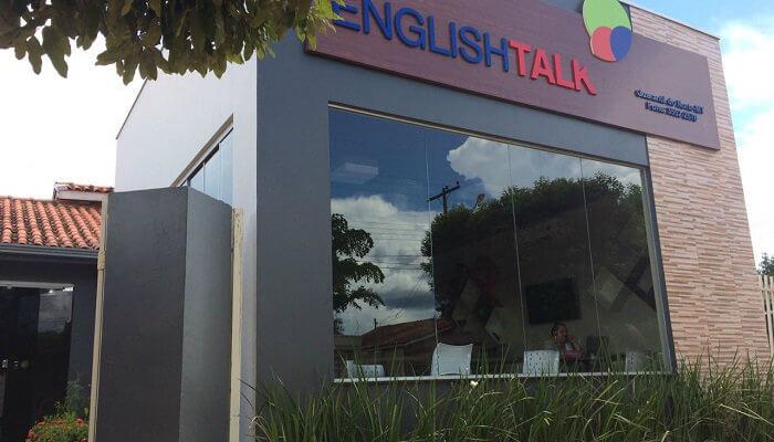 franquia English talk