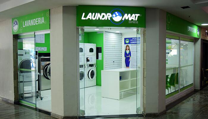 franquia laundromat