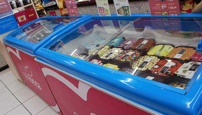 franquias de sorveteria - gela boca