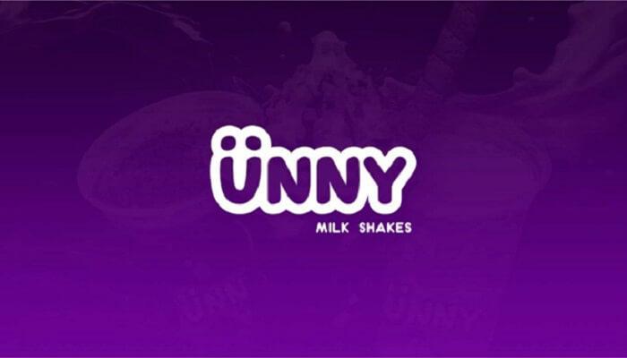 franquias de sorveteria - unny milk shakes