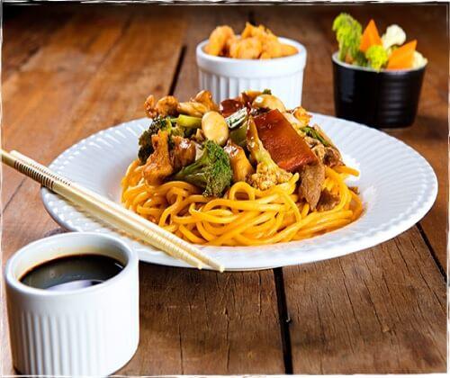 franquia delivery Lig Lig comida chinesa