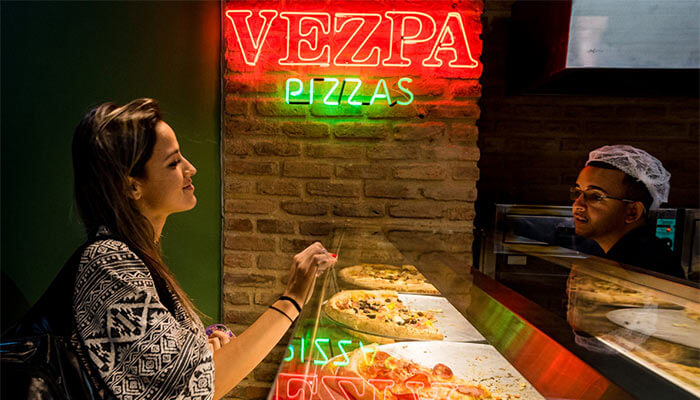 Franquia Vezpa Pizzas