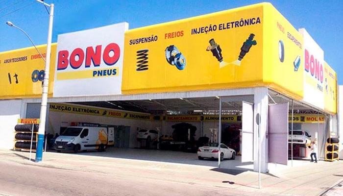 Franquia até 500 mil bono pneus