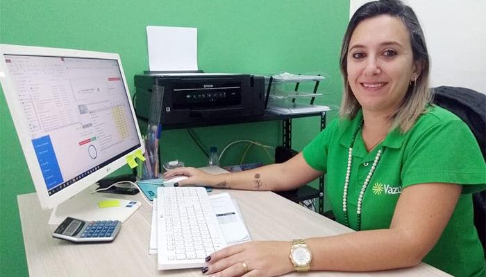 Ela superou o câncer duas vezes e hoje movimenta quase R$ 5 milhões com franquia de crédito