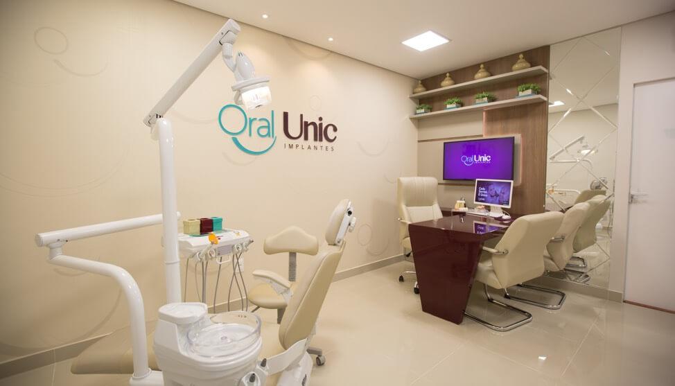 consultório da rede de franquia odontológica premium Oral Unic