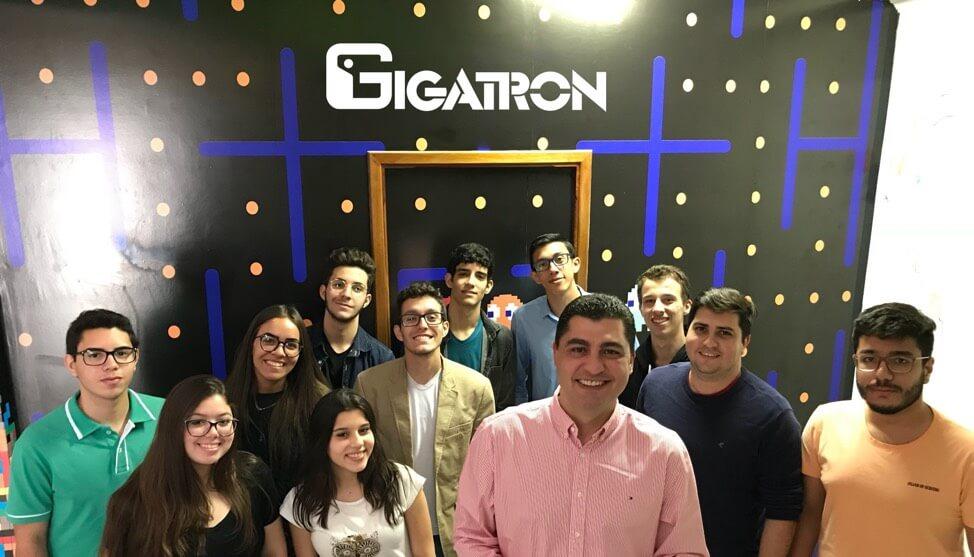 Gigatron, a franquia de ti que fatura milhões