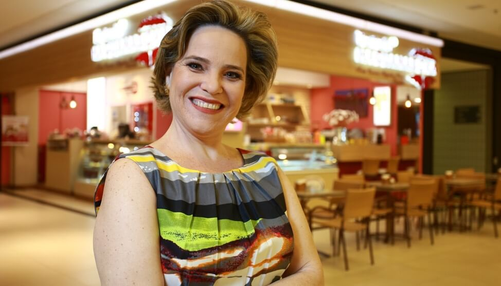 A professora que criou a primeira franquia de tortas do Brasil