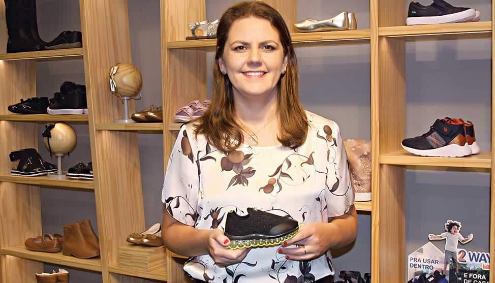 Bibi: conheça a história de sucesso da pioneira dos calçados infantis