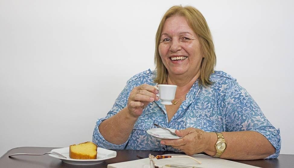 Humildade e determinação: Vó Sônia conquistou credibilidade e respeito, fazendo e vendendo bolos 100% artesanais