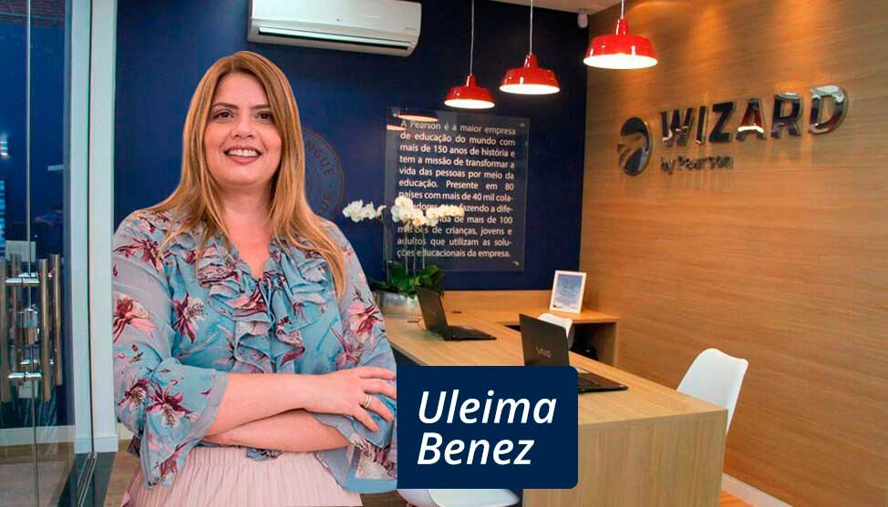 Ex-aluna Wizard decide se tornar franqueada e hoje tem 7 escolas no interior de São Paulo