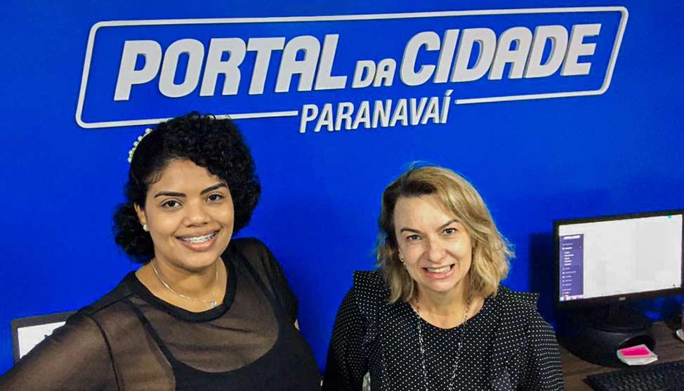 Elas começaram como colaboradoras e se tornaram empresárias no setor de comunicação com a franquia Portal da Cidade