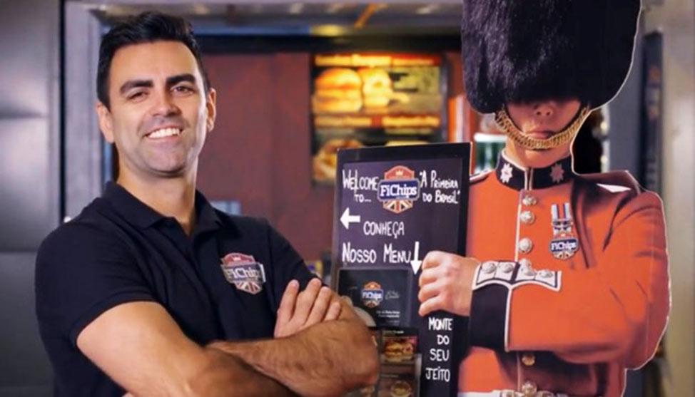 Ex-vendedor de peixe na rua à maior rede de culinária inglesa da américa latina