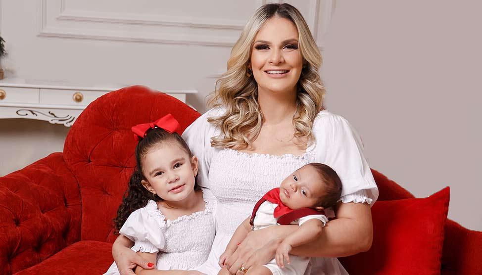 Empreendedoras Mães: conheça a rotina de Fabiana, franqueada Yes! Cosmetics