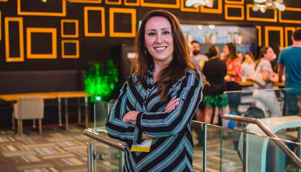 Ela buscava por uma solução para abrir um negócio próprio e encontrou sucesso como franqueada