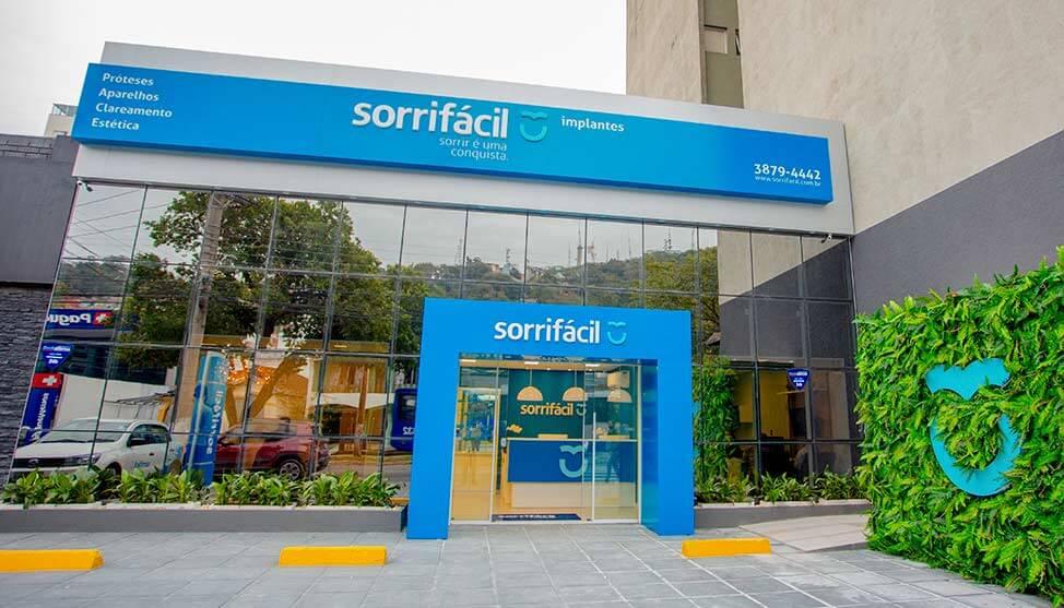 A maior rede própria de clínicas odontológicas do Brasil